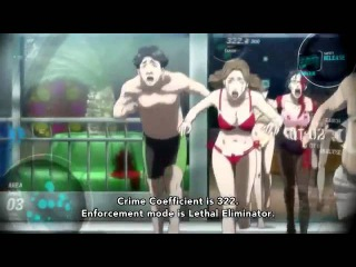 Psycho-Pass 2 Shooting the Victims (SPOILERS)