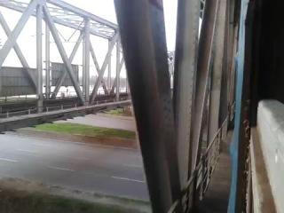 Пригородный поезд Днепропетровск-Красноград