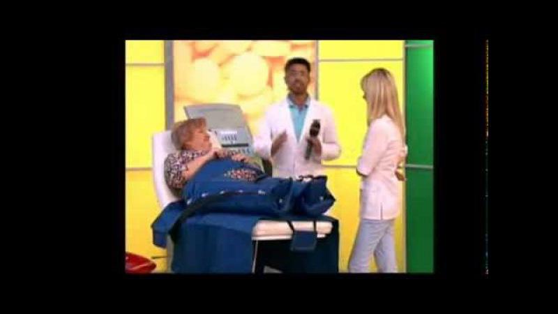 Прессотерапия. Как похудеть и избавиться от целлюлита?