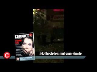 Araber Gang macht Treibjagd auf Schwule in Kreuzberg - Muslim kills Gays