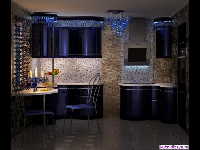 Дизайн кухни в современном стиле - кухни в стиле модерн