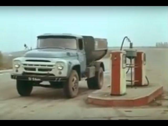 Выгодный контракт (1979) - car chase scene