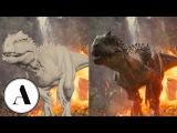 Спецэффекты фильма Мир Юрского периода 'Jurassic World' Visual Effects - Variety Artisans