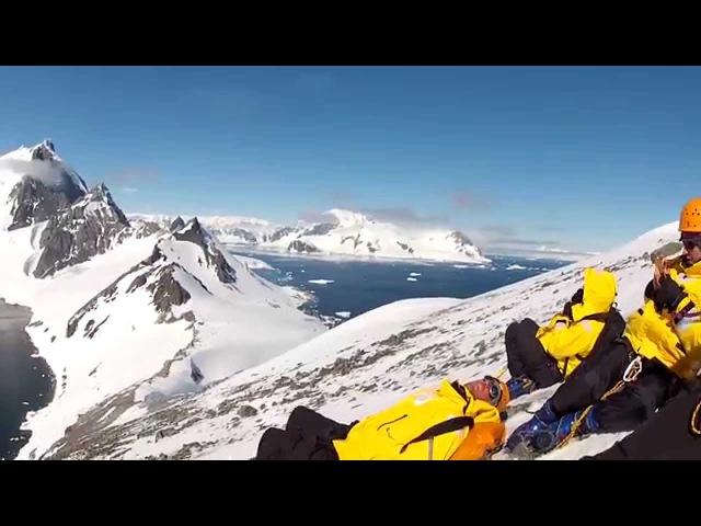 Экспедиционное судно Оушн Эндевор для велнес-круизов в Антарктике