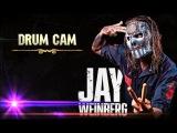 Jay Weinberg - LIVE 2016 | Drum Cam #2