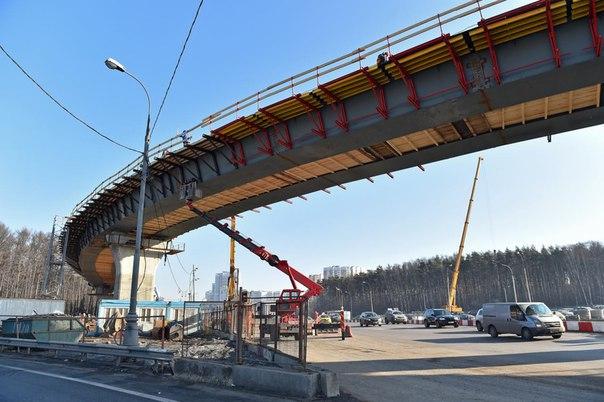 Собянин: Программа реконструкции развязок на МКАД находится в завершающей стадии, Москва, Сергей Собянин