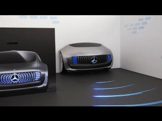 The Verge по-русски- Знакомство с Mercedes-Benz F 015