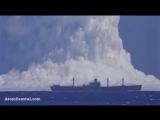 Подводный взрыв. Зрелище