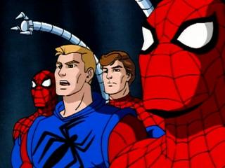 Человек-паук – 5 сезон, 12 серия. Паучьи войны 1: Как я ненавижу клонов