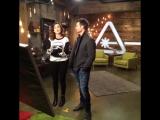 Джессика Чобот разговаривает с Дэниелом Гиллисом о вампирах и сериала