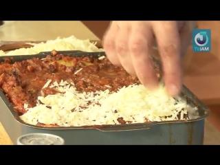 Рецепт Сержа Марковича классическая мясная лазанья