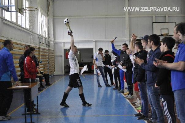 В Зеленчукском районе прошел турнир по мини-футболу