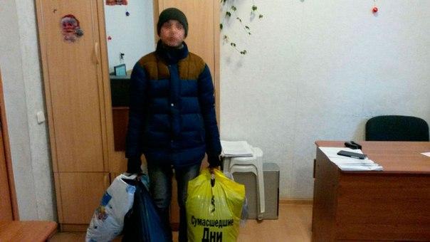 Редакция ЗП совместно с жителями района помогла семье из станицы Зеленчукской продуктами и вещами