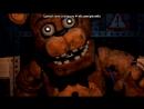 «С моей стены» под музыку Крис-я мишка фреди 2 - Песня пять ночей с мишкой Фредди 2.