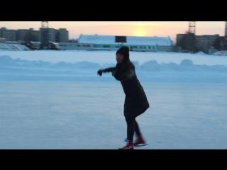 3 способа торможения на коньках как Michael Jackson ( + BONUS) от Dhq Lua)))