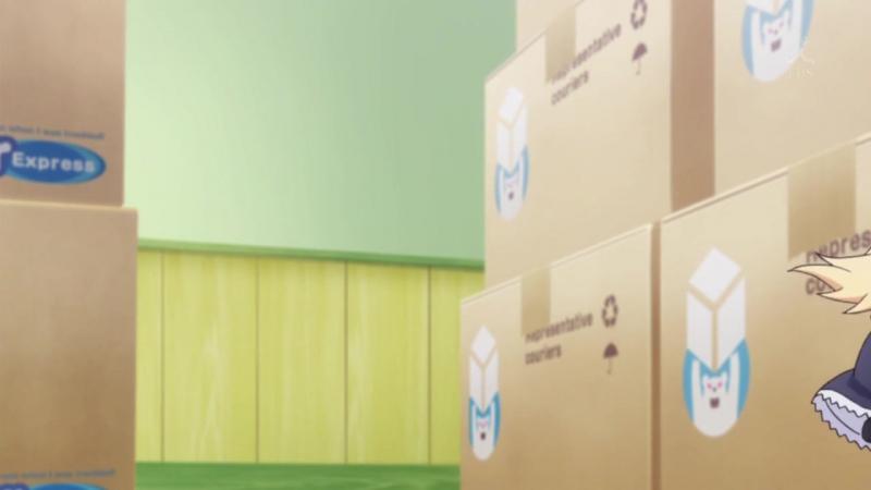 Busou Shinki Боевые Шинки 1 серия