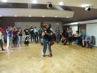 Ozy shyne kizomba impr/inter level @ cubanero salsa festival (serbia)
