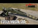 Suppressed Fugly Mosin SBR