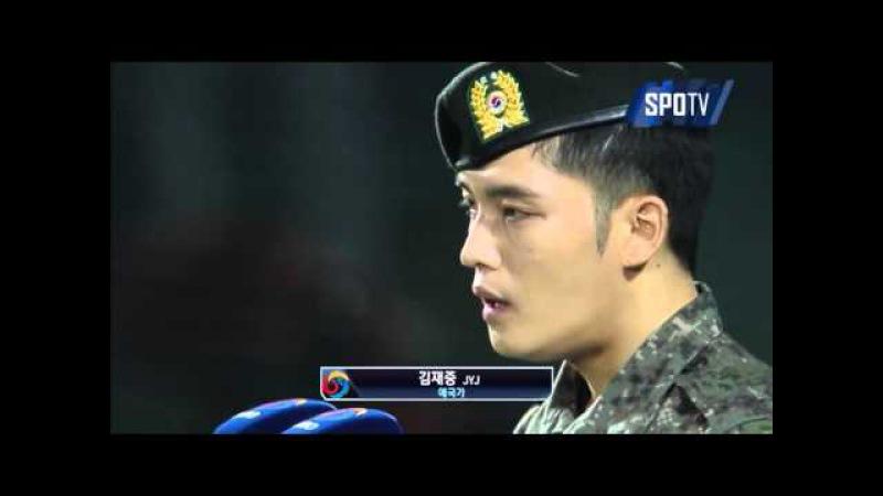 [CN-EN]KIM JAEJOONG 's Military Live Performances 2015 金在中2015军队公演合集