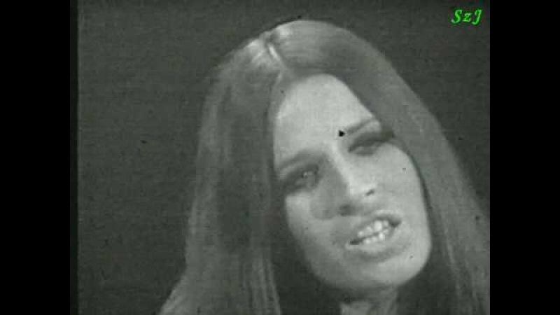 ZSUZSA KONCZ - La Rosa Nera (1967) ...