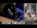 Tattoo Timelapse Megan Jean Morris Anam Qureshi