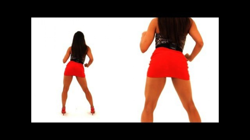 How to Do a Body Roll Booty Roll | Bachata Dance