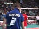Волейбол. Чемпионат мира 2002 Россия-Бразилия