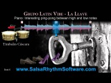 Grupo Latin Vibe - La LLave Salsa Rhythm &amp Timing Video (HD)