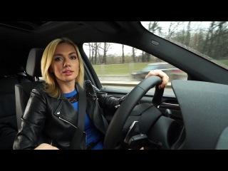 Я и тест-драйв BMW X4 Drive 35i в программе