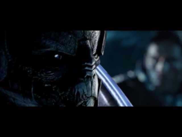 Mass Effect Movie Trailer
