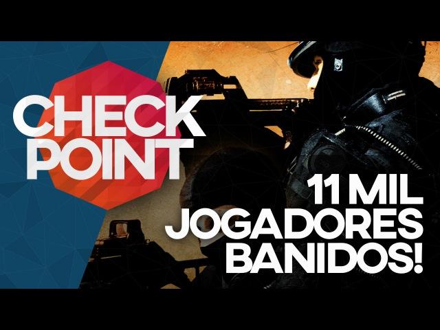 SOUTH PARK FOI ADIADO, BF 1 TEM 13 MILHOES DE JOGADORES E TOMB RAIDER NO PS4 PRO! - Checkpoint!