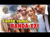 Banda XXI - Hasta el sol de hoy (karaoke)