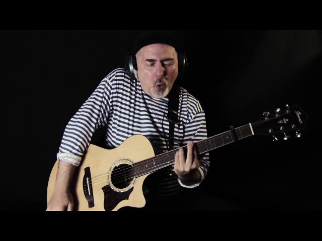 Leningrad - Exponat - Ленинград - Экспонат (На Лабутенах) - Igor Presnyakov - fingerstyle guitar