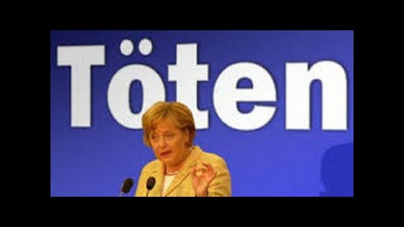 Was Merkel treibt ist Hochverrat am Deutschen Volk