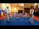 Видеоуроки Косики каратэ Koshiki karate lessons Подсечка Олег Эстон 5дан