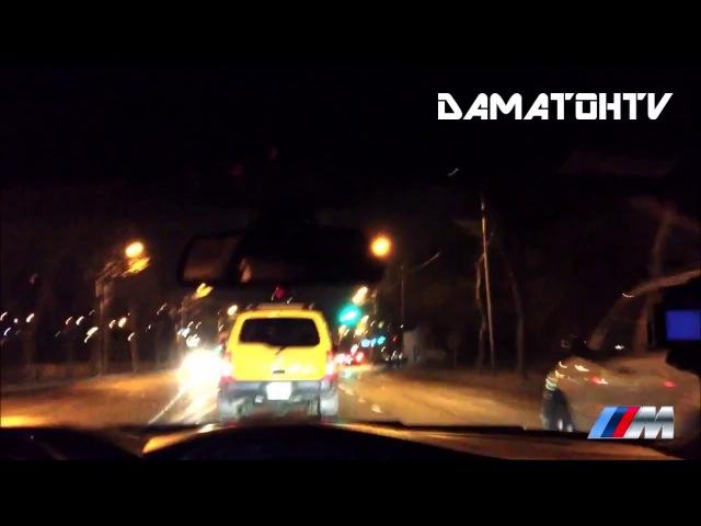 BMW M5 CRAZY DRIVING Бмв М5 Грузия Дрифт