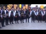 Πυρρίχιος και χορός των μαχαιριών στον Λευκό Πύρ&#