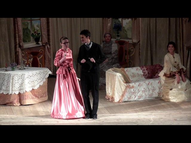 Спектакль Галины Рымановой - Женитьба Бальзаминова