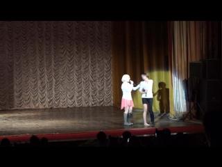 КАРАОКЕ НОВИЧКИ - MrGreenDeer и Tadashi - Bauklötze (Shingeki no Kyojin) Тогучи 2016