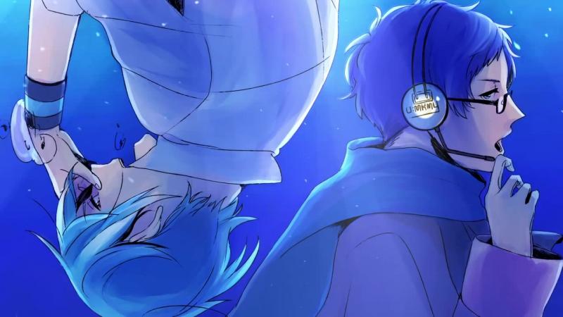 【UTAU Cover PV】アクアリウム (aquarium)【松田っぽいよEdge 2nd Quiet (Matsudappoiyo Edge 2nd Quiet) 薪宮風季boredom hoarse (Makimiya Fuki bored