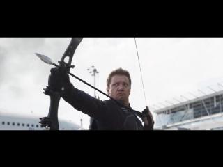 Второй трейлер фильма «Первый мститель: Противостояние»