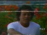 Натали. Поёт Хулио Иглесиас. редкое видео 1982 года. Вариации на тему романса Очи чёрные. Natali Julio Iglesias Nathalie 1982