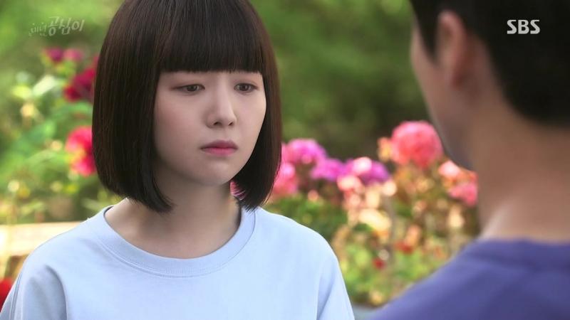 Красавица Гон Шим 8 серия оригинал (Красавица и Чудовище / Дьявольская красота/Beautiful Gong Shim / 미녀 공심이)