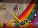 Яна Завьялова - Мексиканский танец «Кукарача»
