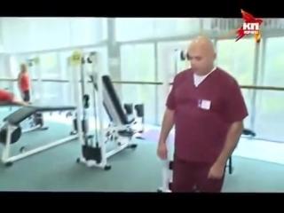 Утренняя гимнастика для суставов от Бубновского Сергея