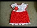 Детское ажурное платье (Child fishnet dress)