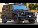 BRABUS B63 MERCEDES-BENZ G63 AMG - REVIEW and driving 2016 HQ