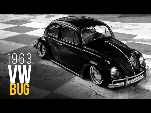 1963 VW Bug   e-Level Equipped