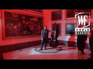 Trussardi Fall-Winter 16-17 Collection Presentation Milan Men's Fashion Week