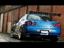 Nissan Skyline R34 Epic Sound Compilation (GT-R GT-T)